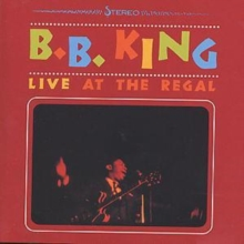 Live at the Regal, CD / Album Cd