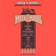 Mack & Mabel: Original Cast Recording, CD / Album Cd