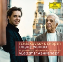 Tchaikovsky & Chopin, CD / Album Cd