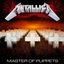 Master of Puppets, CD / Album Cd