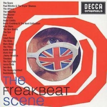 The Freakbeat Scene, CD / Album Cd