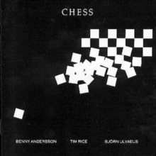 Chess, CD / Album Cd