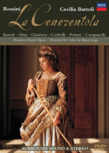 La Cenerentola: Houston Grand Opera (Campanella), DVD  DVD