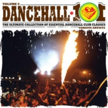Dancehall 101 Vol. 5, CD / Album Cd