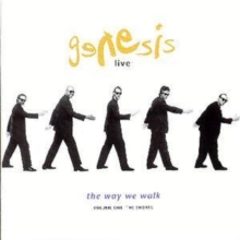 Live/The Way We Walk: VOLUME ONE: THE SHORTS, CD / Album Cd
