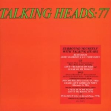 Talking Heads: 77 (Remastered) [cd + Dvd-a], CD / Album Cd
