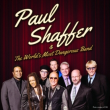 Paul Shaffer & the World's Most Dangerous Band, CD / Album Cd