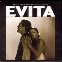 Evita: Music from the Motion Picture, CD / Album Cd