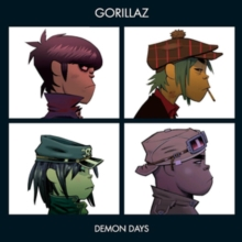 Demon Days, CD / Album Cd