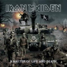A Matter of Life and Death, CD / Album Cd