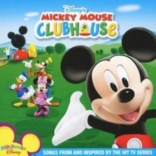 Mickey Mouse Clubhouse, CD / Album Cd