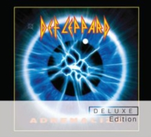 Adrenalize (Deluxe Edition), CD / Album Cd