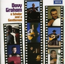 A Scholar and a Gentleman: The Best of Davy Graham, CD / Album Cd