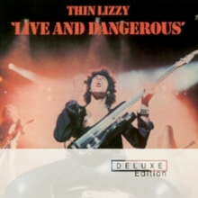 Live and Dangerous (Deluxe Edition), CD / Album with DVD Cd
