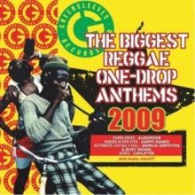The Biggest Reggae One- Drop Anthems 2009, CD / Album Cd