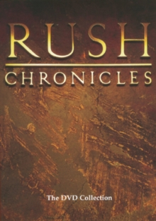 Rush: Chronicles - The Collection, DVD  DVD