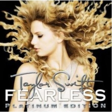 Fearless: Platinum Edition, CD / Album with DVD Cd