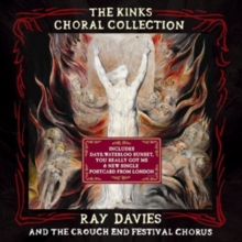 The Kinks Choral Collection, CD / Album Cd