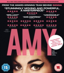 Amy, Blu-ray  BluRay