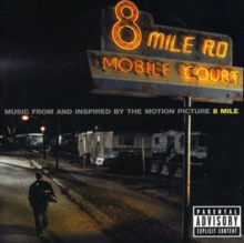 Music from and Inspired By the Motion Picture '8 Mile', CD / Album Cd