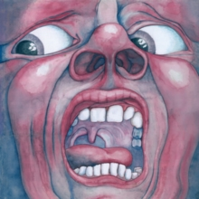 "In the Court of the Crimson King, Vinyl / 12"" Album Vinyl"