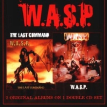 'WASP' & The Last Command, CD / Album Cd