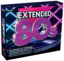 "Extended 80s: The Definitive 12"" Collection, CD / Box Set Cd"