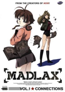MADLAX: Volume 1 - Connections, DVD  DVD
