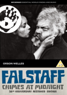 Falstaff - Chimes at Midnight, DVD  DVD
