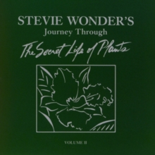Stevie Wonder's Journey Through The Secret Life Of Plants, CD / Album Cd