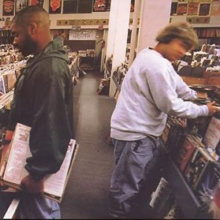 Endtroducing....., CD / Album Cd