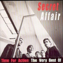 Time For Action - The Very Best Of Secret Affair, CD / Album Cd