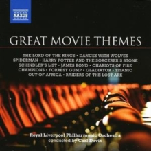 Great Movie Themes, CD / Album Cd