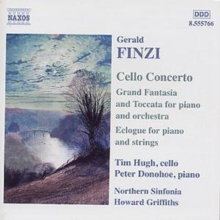 Cello Concerto - Grand Fantasio and Toccata for Piano and Orchest, CD / Album Cd
