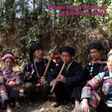 Ethnic Miniority Music of Southern China, CD / Album Cd