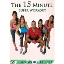 We Can Work It Out - The 15 Minute Super Workout, DVD  DVD