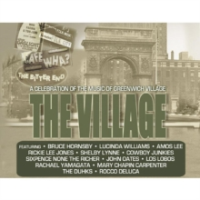 The Village: A Celebration of the Music of Greenwich Village, CD / Album Cd
