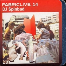 Fabriclive 14 (Mixed By Dj Spinbad), CD / Album Cd