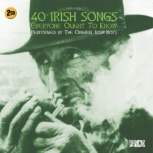40 Irish Songs Everyone Ought to Know, CD / Album Cd