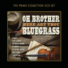 Oh Brother - Here Art Thou Bluegrass, CD / Album Cd
