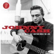 Johnny Cash and the Music That Inspired 'Walk the Line', CD / Album Cd