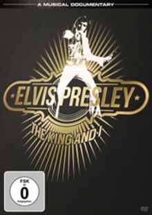 Elvis Presley: The King and I, DVD  DVD