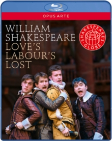 Love's Labour's Lost: Globe Theatre, Blu-ray  BluRay