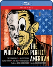 Perfect American: Teatro Real (Davis), Blu-ray BluRay