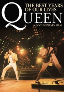 Queen: The Best Years of Our Lives, DVD  DVD