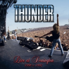 Live at Donington, CD / Album with DVD Cd