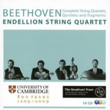 Complete String Quartets (Endellion String Quartet) [10 Cd], CD / Box Set Cd