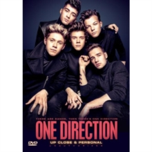 One Direction: Up Close and Personal, DVD  DVD
