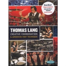 Thomas Lang: Creative Coordination and Advanced Foot Technique, DVD  DVD