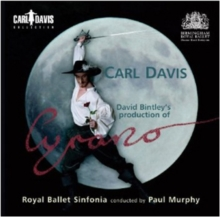 Carl Davis: Cyrano, CD / Album Cd